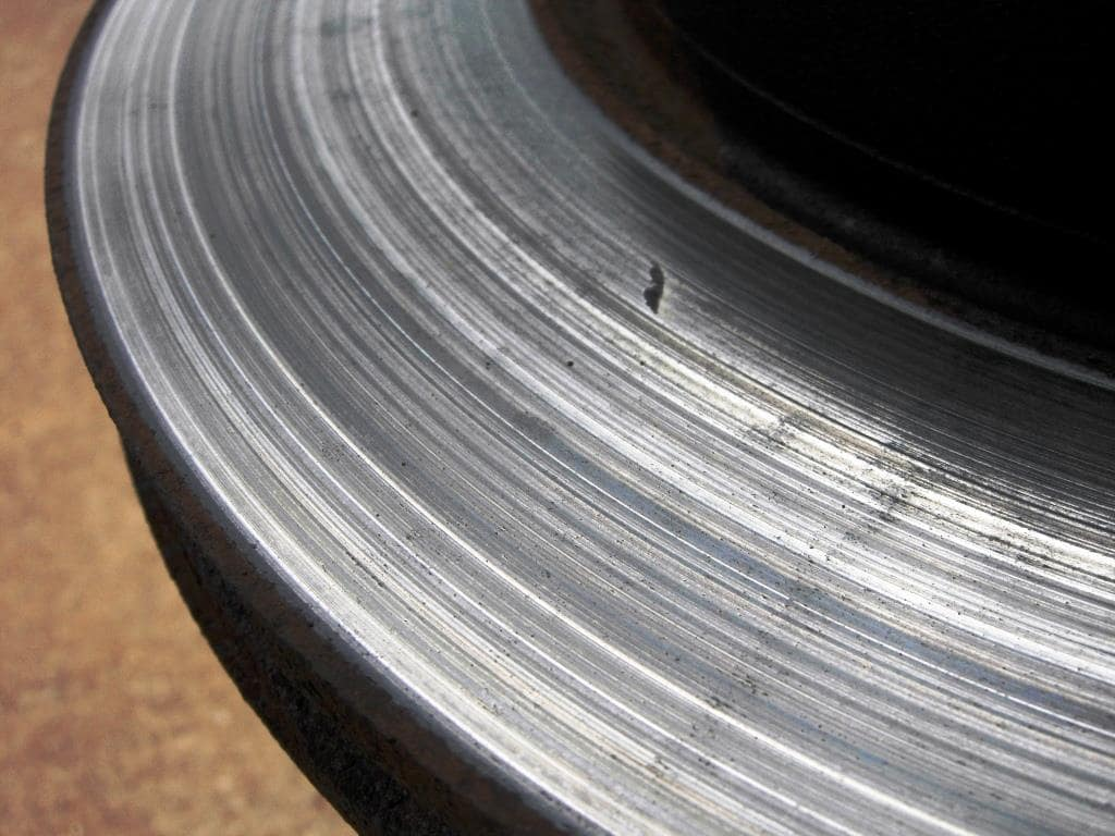 خراشیدگی دیسک چرخ